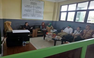 Kunjungan dari Pengawas SMK Provinsi Papua
